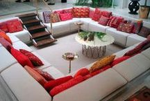 HOUSE-  Living Room