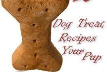 RECIPES-  dog treats