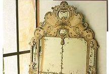 FURNITURE-  mirrors