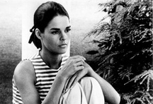 Icon: Ali MacGraw / by Elizabeth Meigher