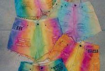 CRAFTS-  tie-dye  / by Tammie Jackett