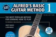 Learn & Play Fretted Instruments! / As the leader in music education publishing, Alfred Music has lesson books, notespeller & sight-reading resources, along with guitar songbooks, accessories and so much more for students ranging from early elementary to adulthood.