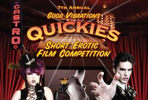 Quickies Erotic Film Competition / by Good Vibrations