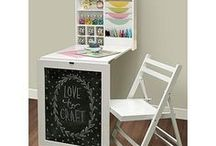 Dream office / I work at home, so I could use some good home office ideas.