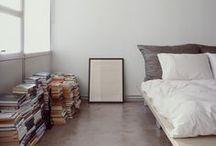 Dream bedroom / Peaceful slumber areas.