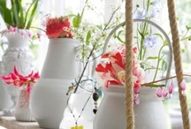 Dream outdoor living / Dreamy plants, flowers and other garden-minded goodies - both indoors and out.