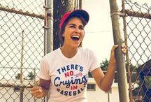 Baseball Tees / by HOMAGE