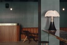 Interiors: cafe&restaurant