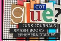 He{Art}Book Ideas / Art journaling and smash book ideas / by Lisa Sisneros
