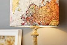 DIY Home Decor Projects / Things to make for the home / by Lisa Sisneros