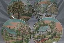 Currier & Ives / Collectible and Vintage Finds.