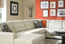 Living Room Inspiration / Living rooms and decor ideas that we're loving. It is easy to make any of these looks a reality with the right living room furniture and color combinations! / by Home Gallery Stores
