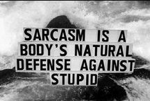 Sarcasmic / by Lisa Sisneros