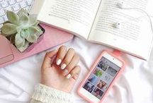 Girly things / Lovely girly stuff, fashion, makeup, beauty and leisure