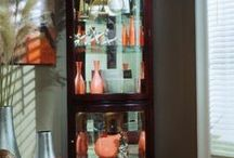 Curio Cabinets and Display / Curios, Curio Cabinets, Display Cabinets, Glass Cabinets & More! / by Home Gallery Stores