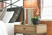 Nightstands & End Tables / Nightstands, Side Tables, End Tables, Nightstand Decorating Ideas, Traditional Nightstands, Contemporary Nightstands & More! / by Home Gallery Stores