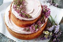 Wedding cakes & sweets / Organic, eco-friendly cakes and sweets for a green wedding.