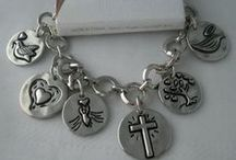 Jewelry under $10 / Earrings, bracelets, necklaces, pins, brooches, rings and watches.