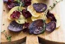 Vegetarian snacks / Vegetarian snacks to munch on