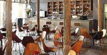 bares & restaurantes / Visual interior y exterior, decoración, mobiliario etc.