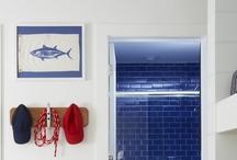 Bathrooms / by Linda @ Seaside Style