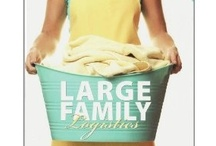 Large Family / by Lisa Metzger