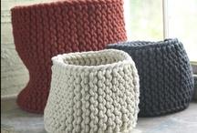 knitting & Crocheting / by Linda @ Seaside Style