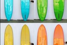 Surfboards/Surfing