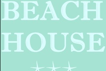 Beach  Cottage / House Love / by Linda @ Seaside Style