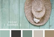 Colors / by Linda @ Seaside Style