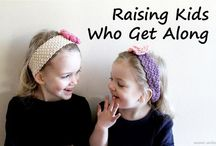 Raising Kids / Activities and tips for 2-6 year olds.