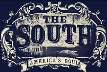 The Sweet South / by Linda @ Seaside Style
