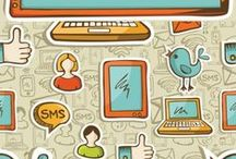 Social Media Strategies / Collection of #SocialMediaStrategies to be successful in #SocialMediaNetworks