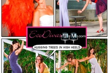 EcoDivasTV.com: T. Hipwell Fashion / Eco Fashion is so broad. PEOPLE / PLANET / PROFIT. Vintage, Recycled/upcycled/repurposed, Second-hand, Organic, Vegan, Sustainable, Recycled materials (plastic bottles, denim, cotton), Indigenous, Fairtrade, Vertically Integrated and so much more!