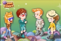 Our Avatars - Games / OUR STORE: http://bit.ly/qPvgbi  / by Our.com