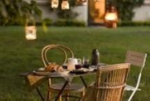 Gardens, Porches & Terraces