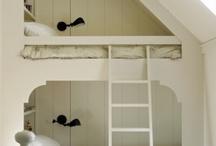 Bedrooms / by Lisa Metzger