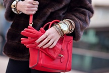Down to the Details / Shoes and Bags that top off an outfit!  / by Rochelle Huynh