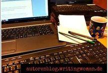 WRITING / Bilder rund um Bücher, Autoren und Schreiben, v.a. aus http://autorenblog.writingwoman.de/