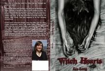 Witch Hearts / An indie paranormal thriller novel.