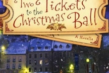 Two Tickets to the Christmas Ball / A Christmas novella set in a contemporary northern city. Matchmaking wizards introduce people who ought to be interested in each other.