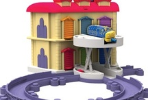 #StackYourTrack with Chuggington Die-Cast at Walmart