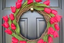 Spring and Easter!~~~ / Easter, Flowers Blooming, ... Renewal!