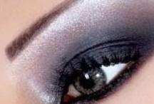 Classy Smokey Eye Wedding Makeup