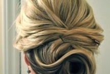 Knotty Wedding Hairstyle