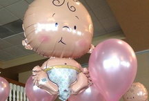 Ashley and Richard's Baby Shower / by Karen Camic