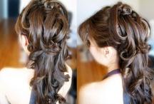 Wedding Hairstyle:  Add Hair Volume