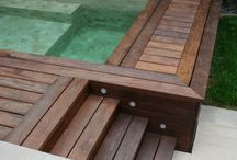 Pools & Decks / by Brandy Dallas