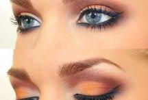 Wedding Makeup: Eye Shadow Colors