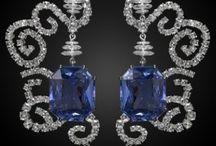 Gems&Jewels / ◈ Glittering gems & Ornaments ◈ / by Farina T